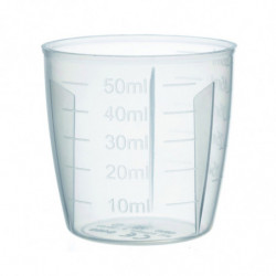 Measuring cup 60 ml PP25...