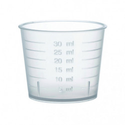 Measuring cup 35 ml PP28...