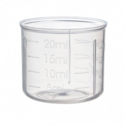Measuring cup 25 ml PP31...