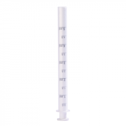 Oral dosing syringe C5 ml