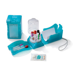 Coffret de transport Hemobox 4