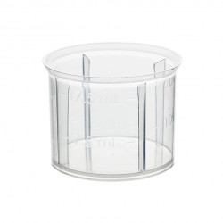 Measuring cup 23 ml PP28 alu.