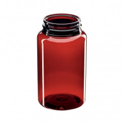 PET pill container - 250 ml