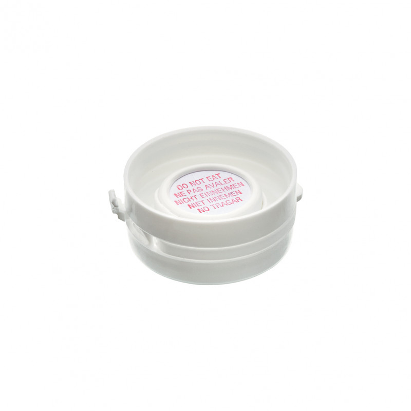 Lid for HDPE pill containers