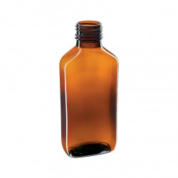 PET bottle rect. 200 ml