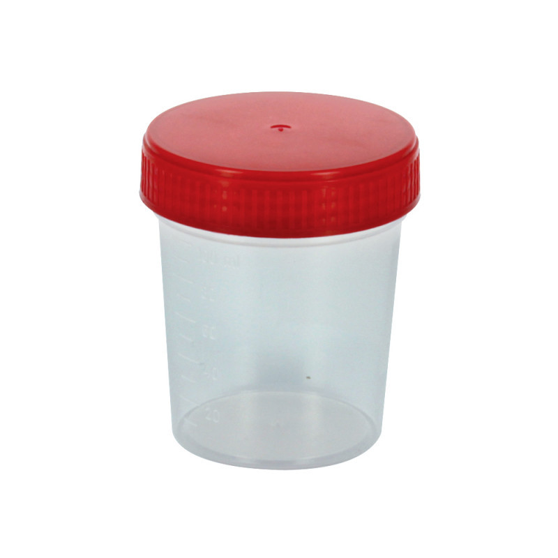 standard urine container 120 ml