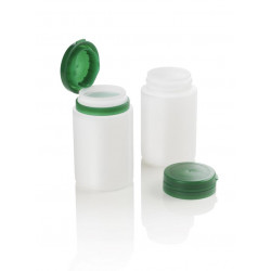 PE bio-based pill containers